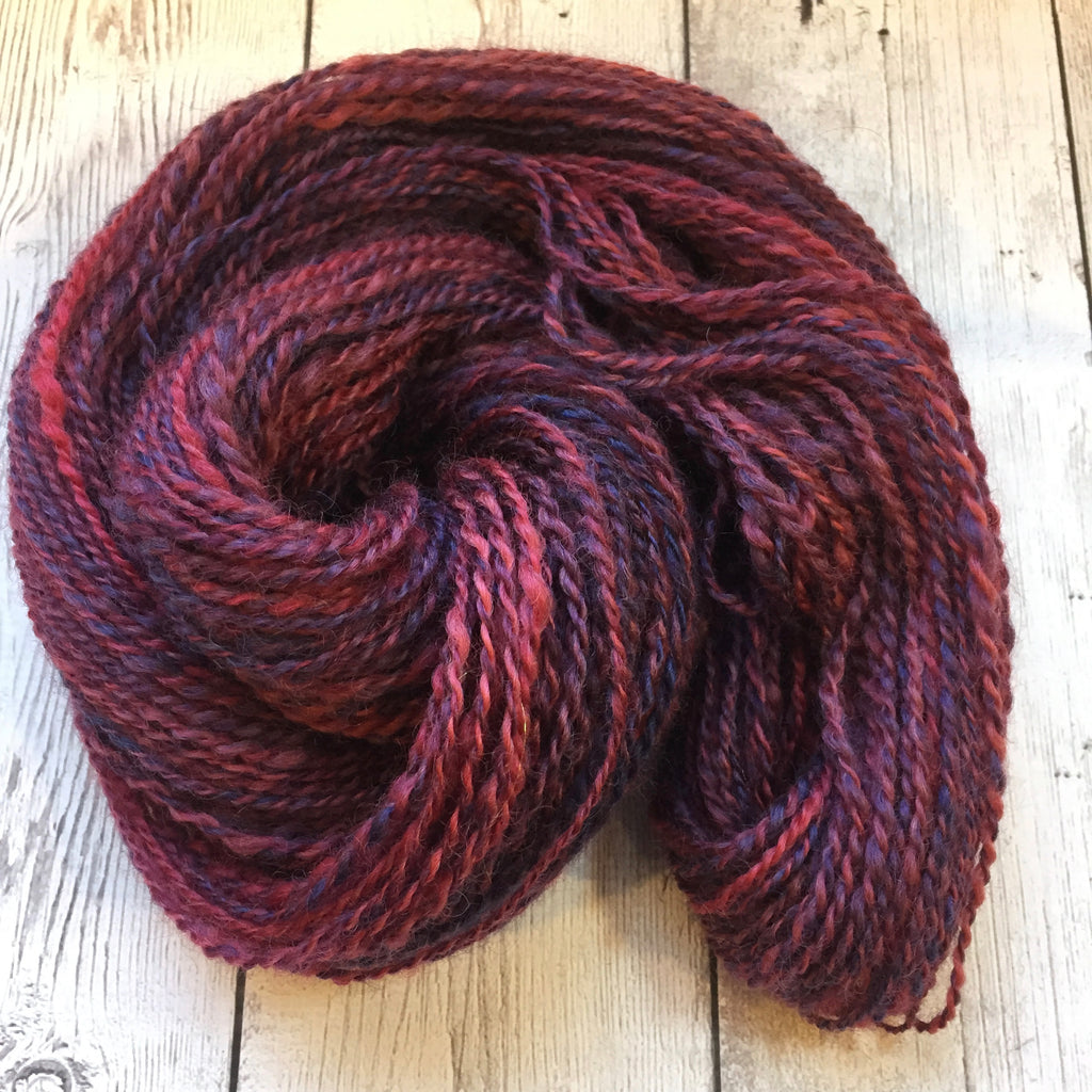 Worsted - Romney Hoggett Wool - 166 yds 3.3 oz (80104)