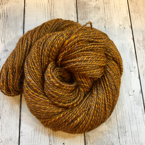 Worsted - SW Merino Silk Sparkle - 206 yds 3.8 oz (80106)