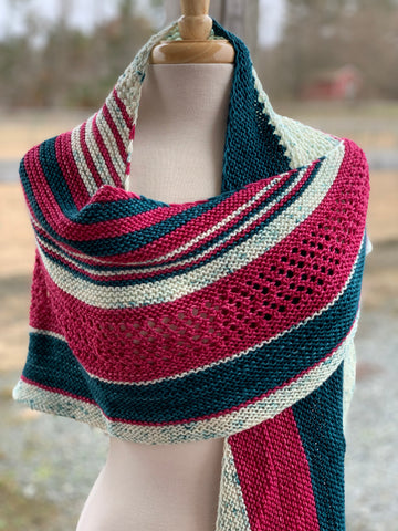 Hindsight Shawl