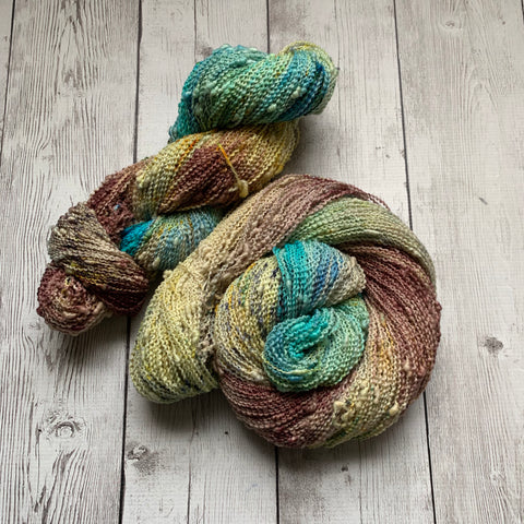 SLUB SOCK WEIGHT - WETLANDS™ Speckled Hand Paint - 437 yds RTS (021820)