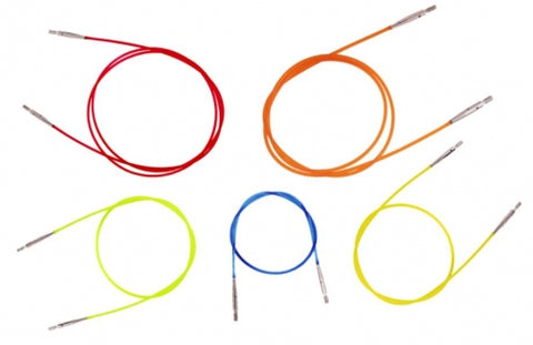 Knitter's Pride Colored Interchangeable Cord