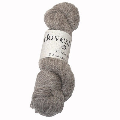 DK - DOVESTONE DK from Baa Ram Ewe 100 grams (3.5 oz) 252 yds Made in UK