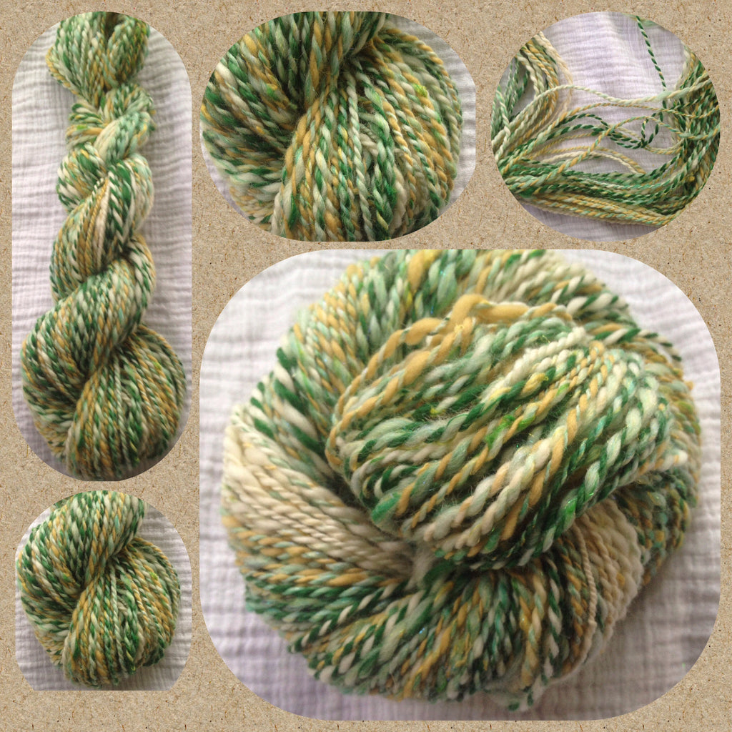 Falkland/Sparkle Self-Striping Worsted 118 yds 3.6 oz