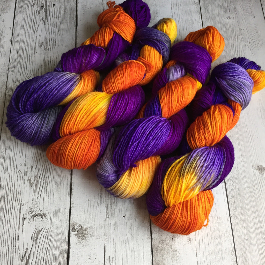 Lars Purple Mtn Autum™ Fingering/ Sock weight - MCN 435 yds 3.5 oz (828)