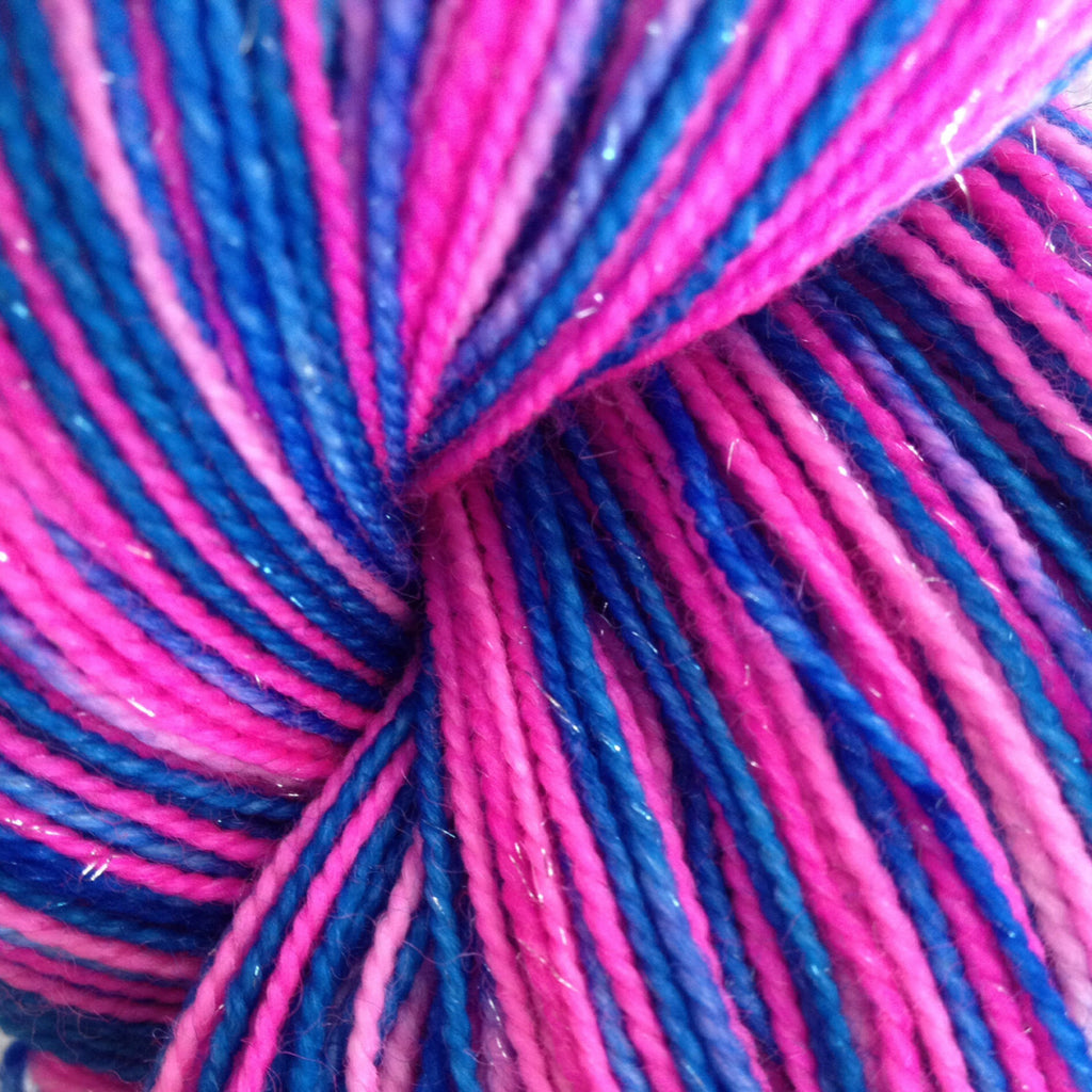 Sweetie Pie™-  Fingering/Sock Hand Painted yarn 438 yds  RTS