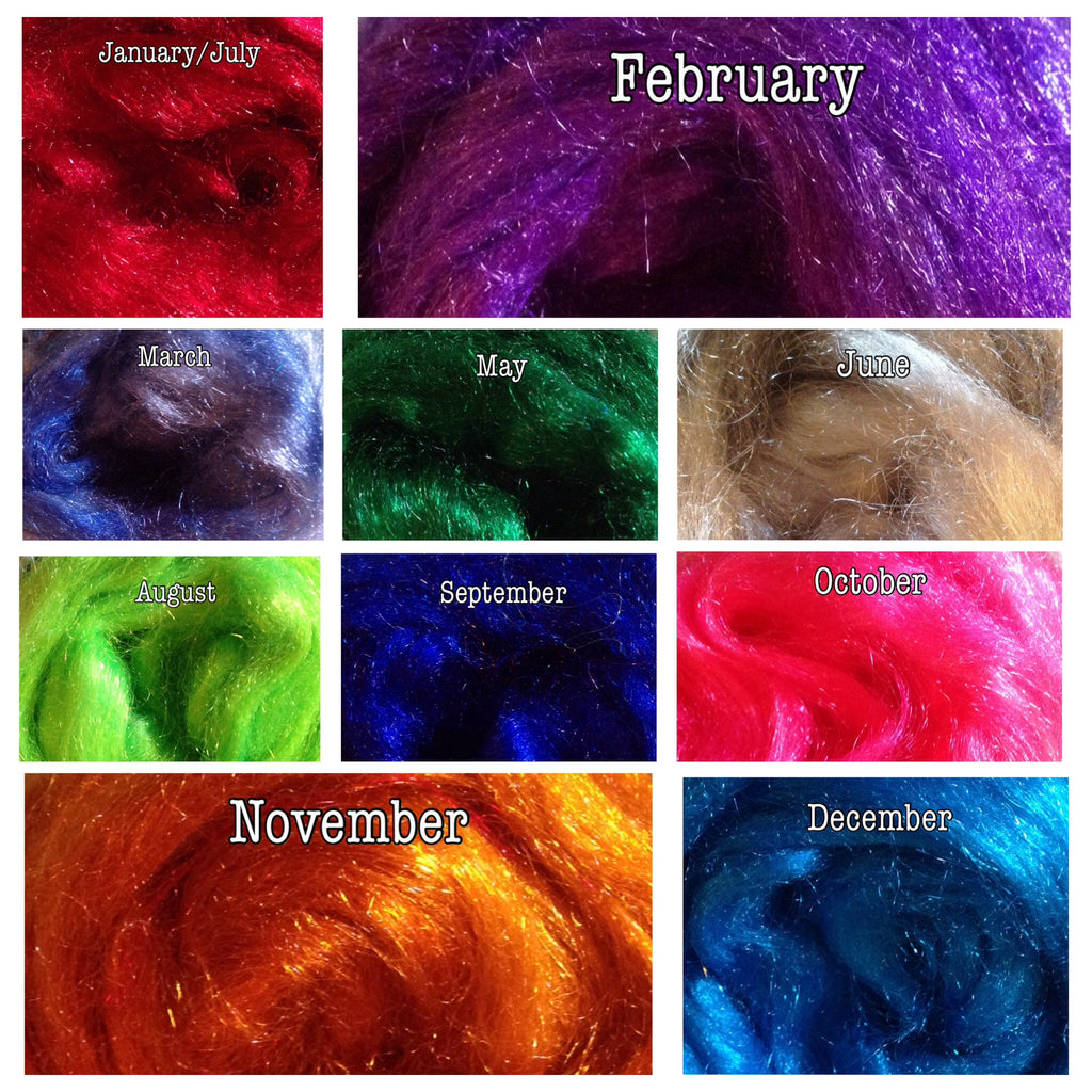 Gemstone Collection in Firestar 10 kettle dyed colors