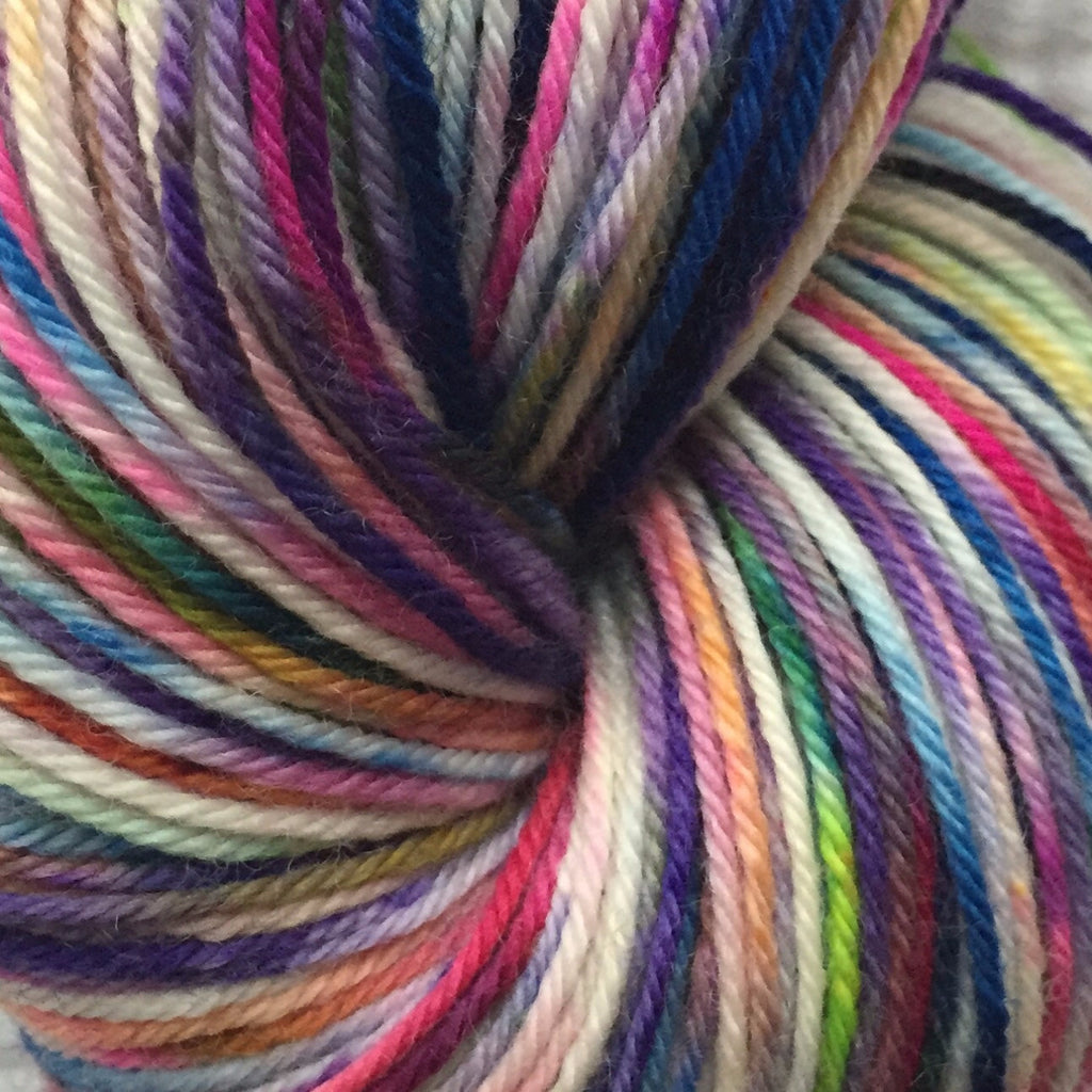 Pixie-Stix™-  Fing/Sock Hand Painted 463 yds  RTS (201509sk05)