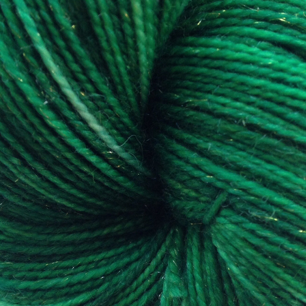 Emerald Kettle Dyed - Fing/Sock Kettle Dyed 438 yds - RTS