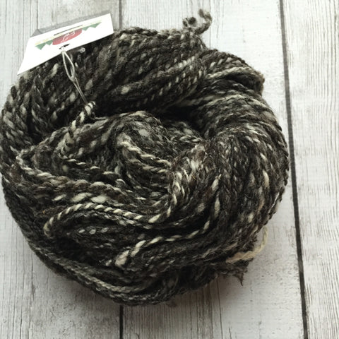DK - 100% Jacob Wool Mixed Natural Color - 2.7 oz - 110 yards (HS1507)