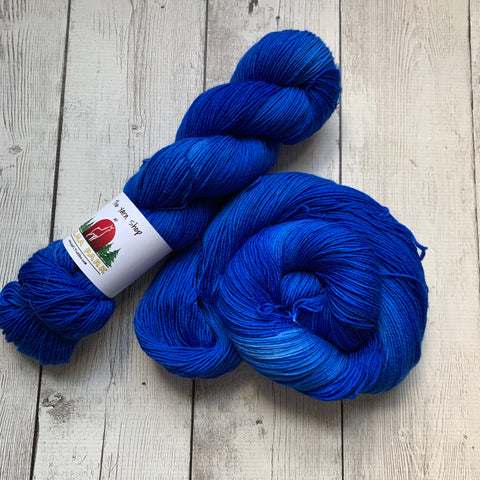BLUEBERRY™ -  Semi-Solid - Multiple Yarn Weights  -  RTS