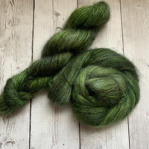 Lace - PLAYLIST COLLECTION™ - IT AIN'T EASY BEING GREEN - Kettle Dyed - 459 yds RTS (721)