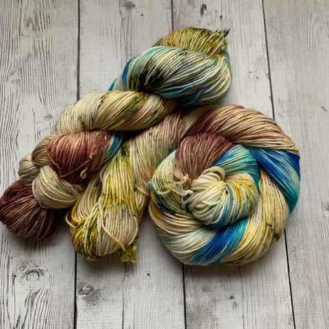DK - WETLANDS™ Speckled Hand Paint - 274 yds  (021820)