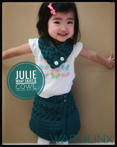 Julie Warp Skirt & Cowl