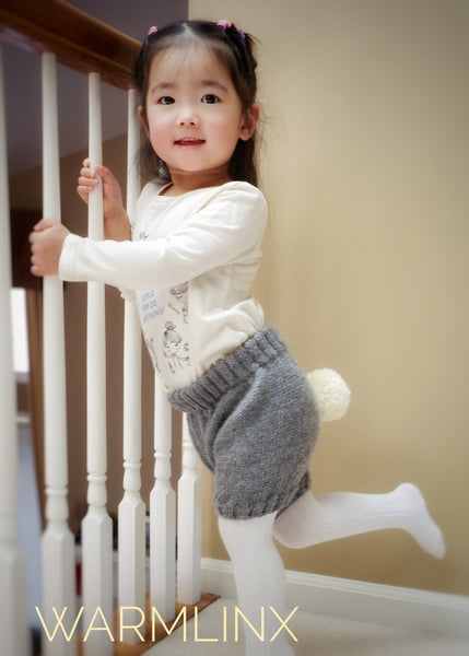 Elise Bloomers Knitting Pattern