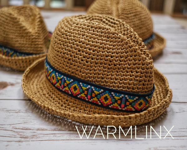 Devon Hat Crochet Pattern