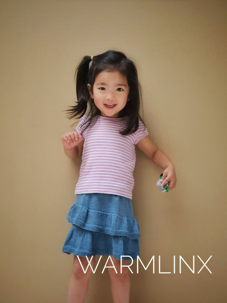 Piper Skirt Knitting Pattern