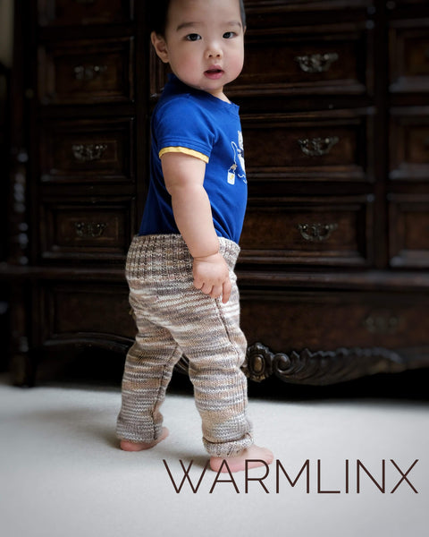 Jayden Baby Pants Knitting Pattern