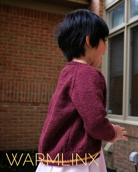 Oakley Cardigan Knitting Pattern