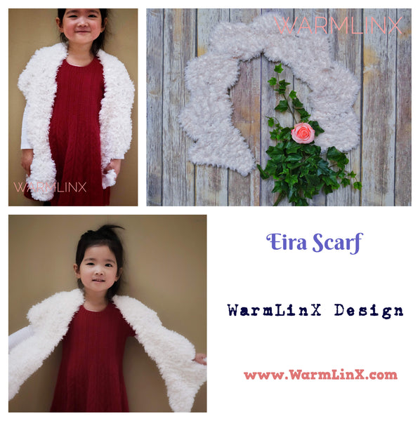 Eira Scarf Knitting Pattern