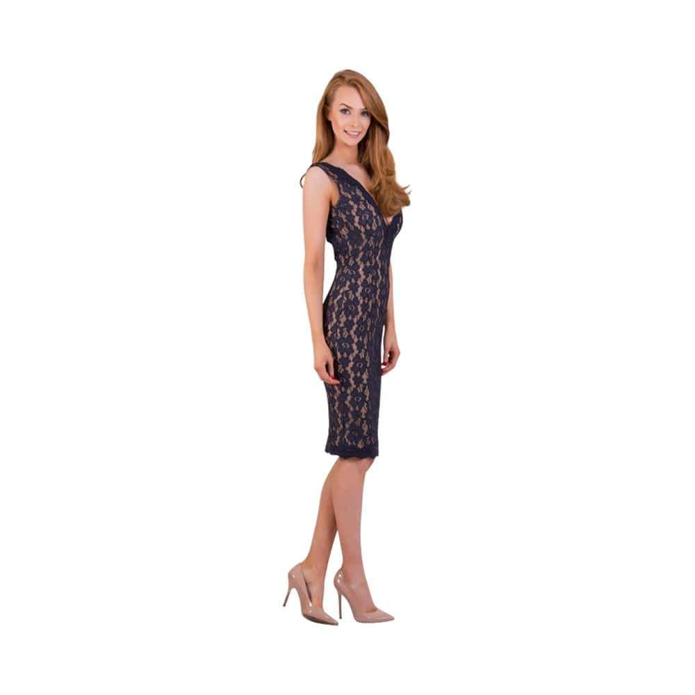 ARIA COCKTAIL DRESS - Debbie Carroll