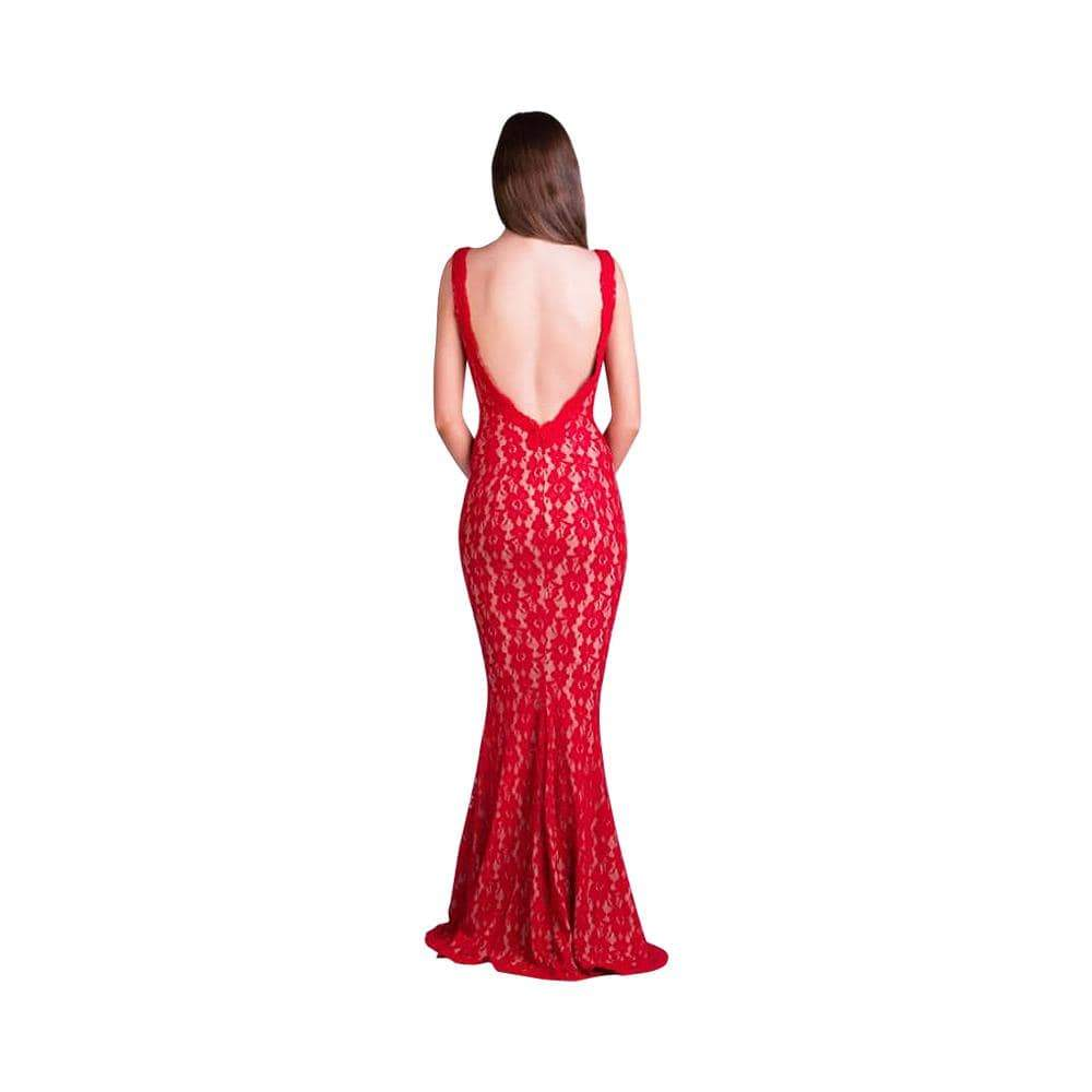 ARIA EVENING GOWN - Debbie Carroll