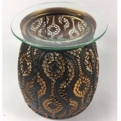 Metal Tealight Oil Burner