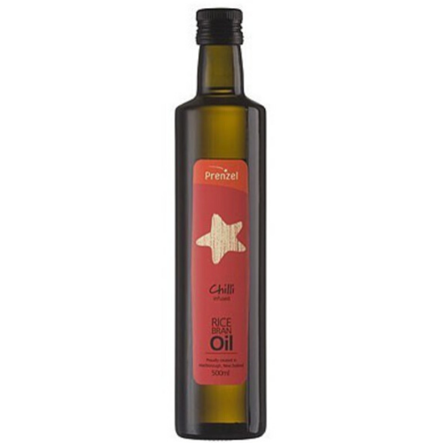 Prenzel - Rice Bran Oil - Chilli Infused