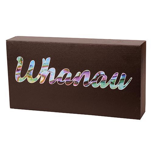 Whanau Canvas Block