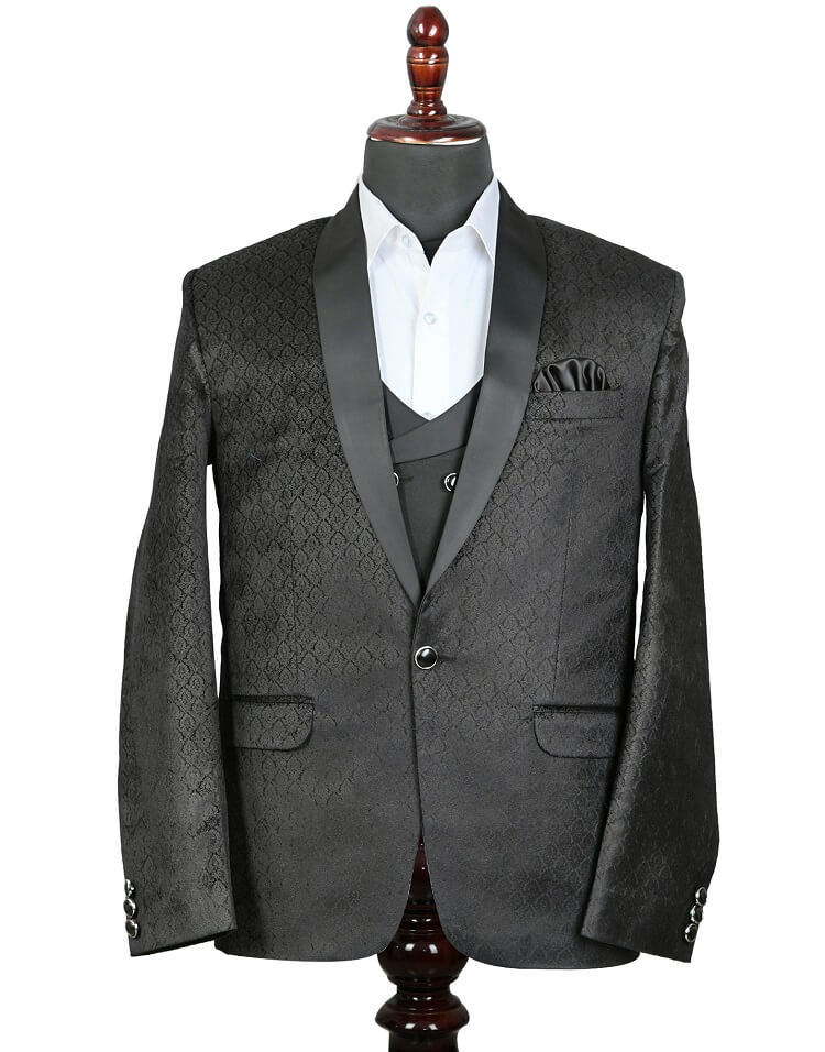 Black Tuxedo For Men