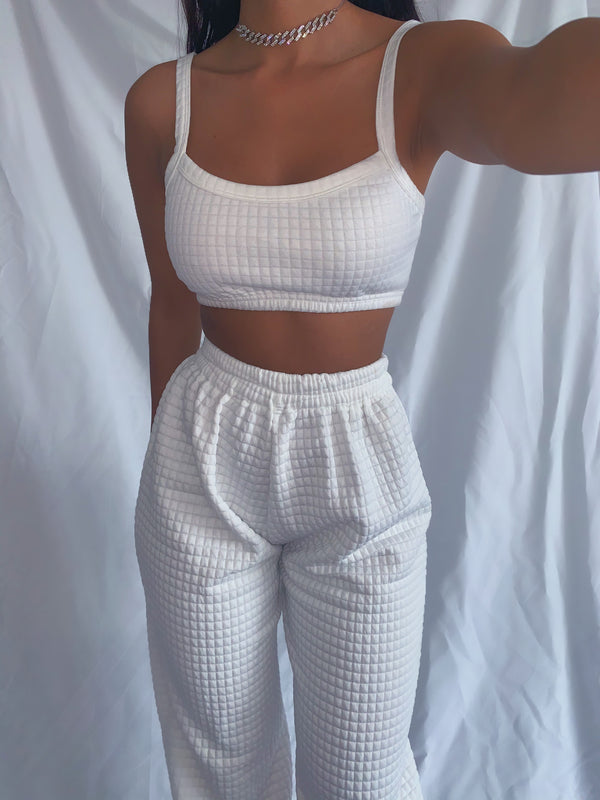 Lulu Crop Top