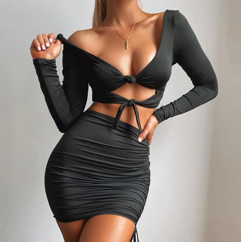 Slinky Two Piece Set
