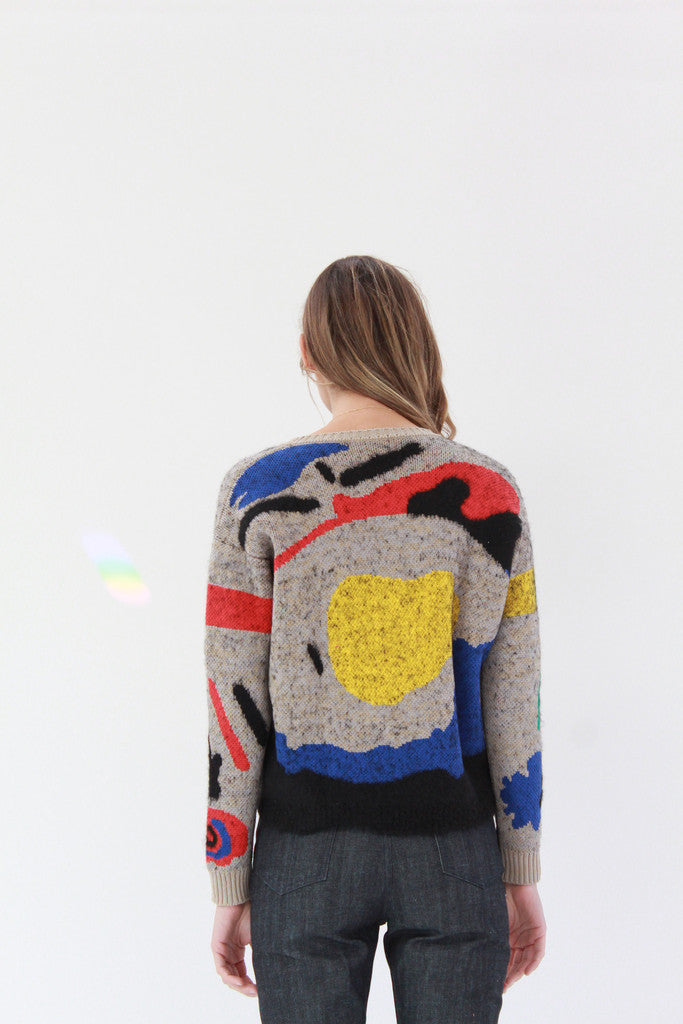 Beklina / Rachel Comey Holiday Sweater