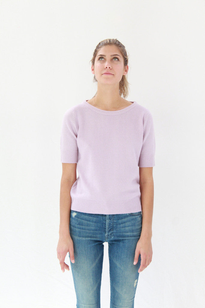lina rennell cashmere sweater top