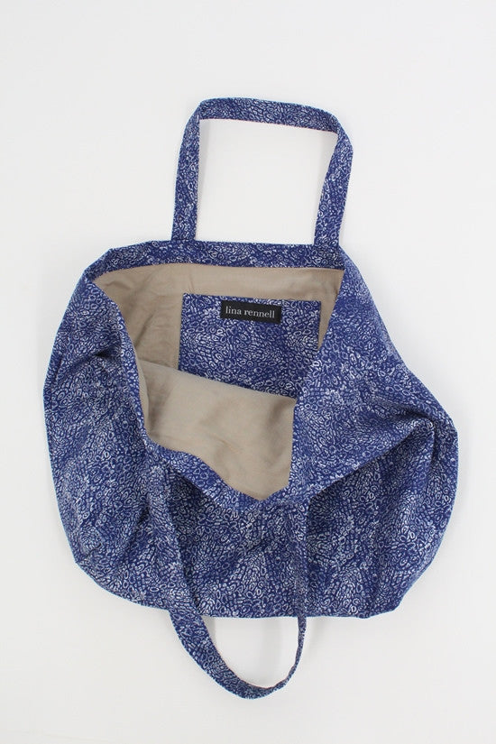 Lina Rennell Canvas Tote Bag