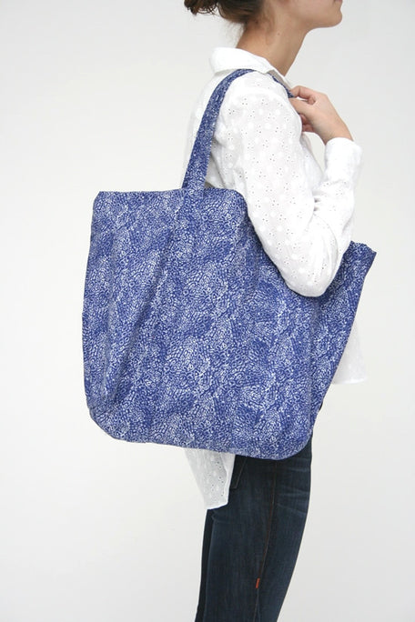 Beklina Lina Rennell Canvas Tote Bag
