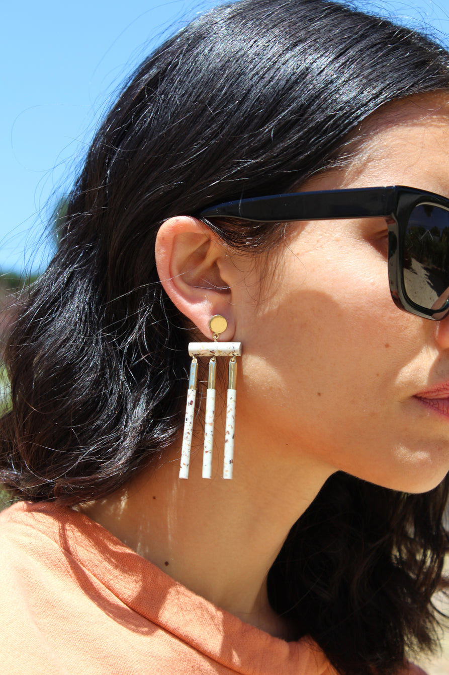 Beklina Elke Isotope Earrings