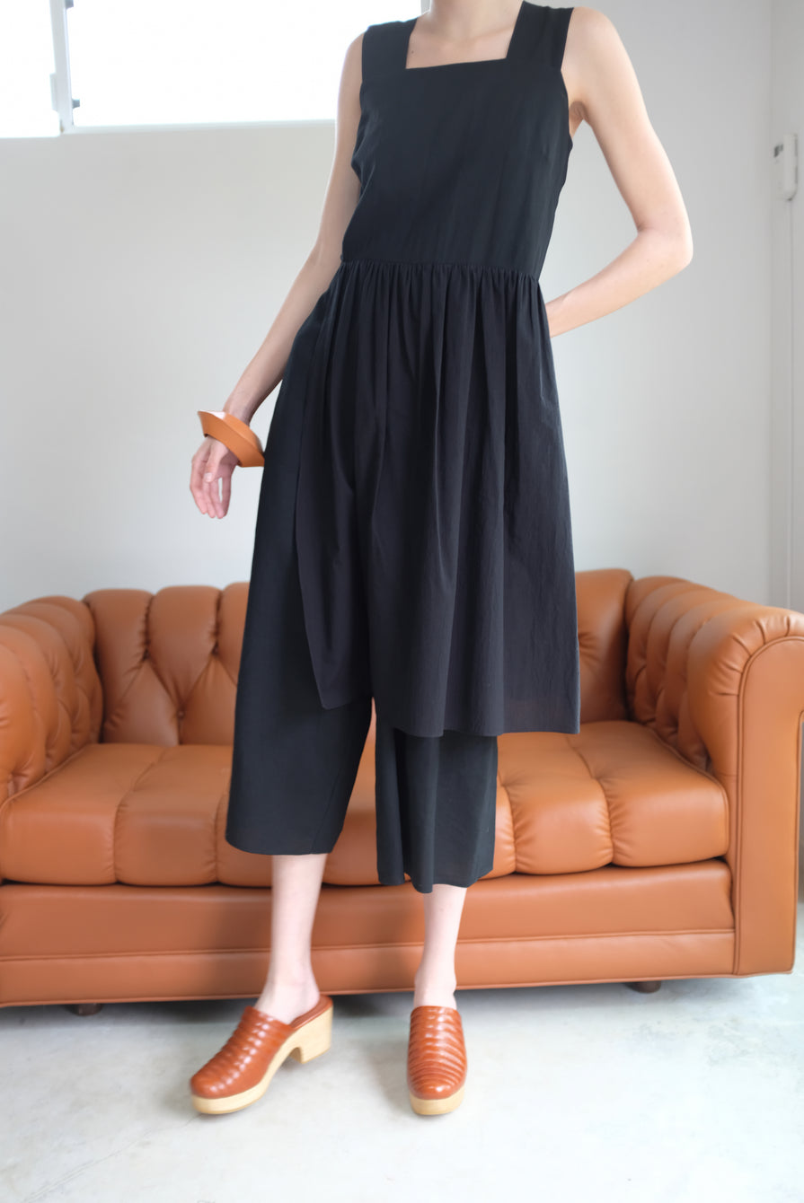Correll Correll Apro Jumpsuit Black