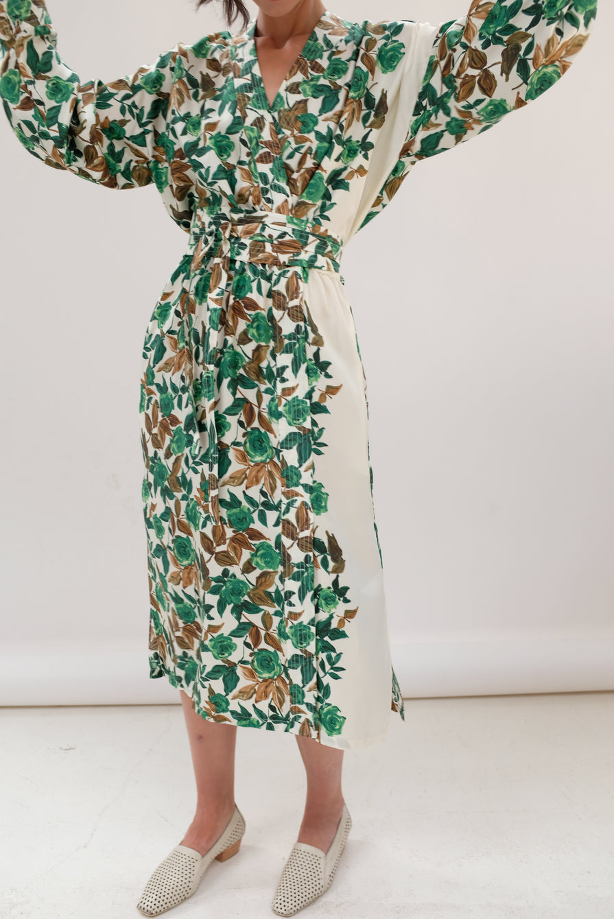 Rachel Comey Toga Dress Green