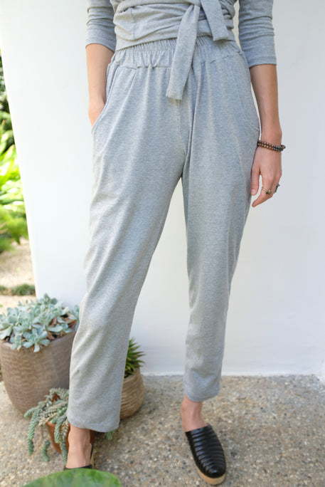 Beklina Kudu Pant Heathered Grey