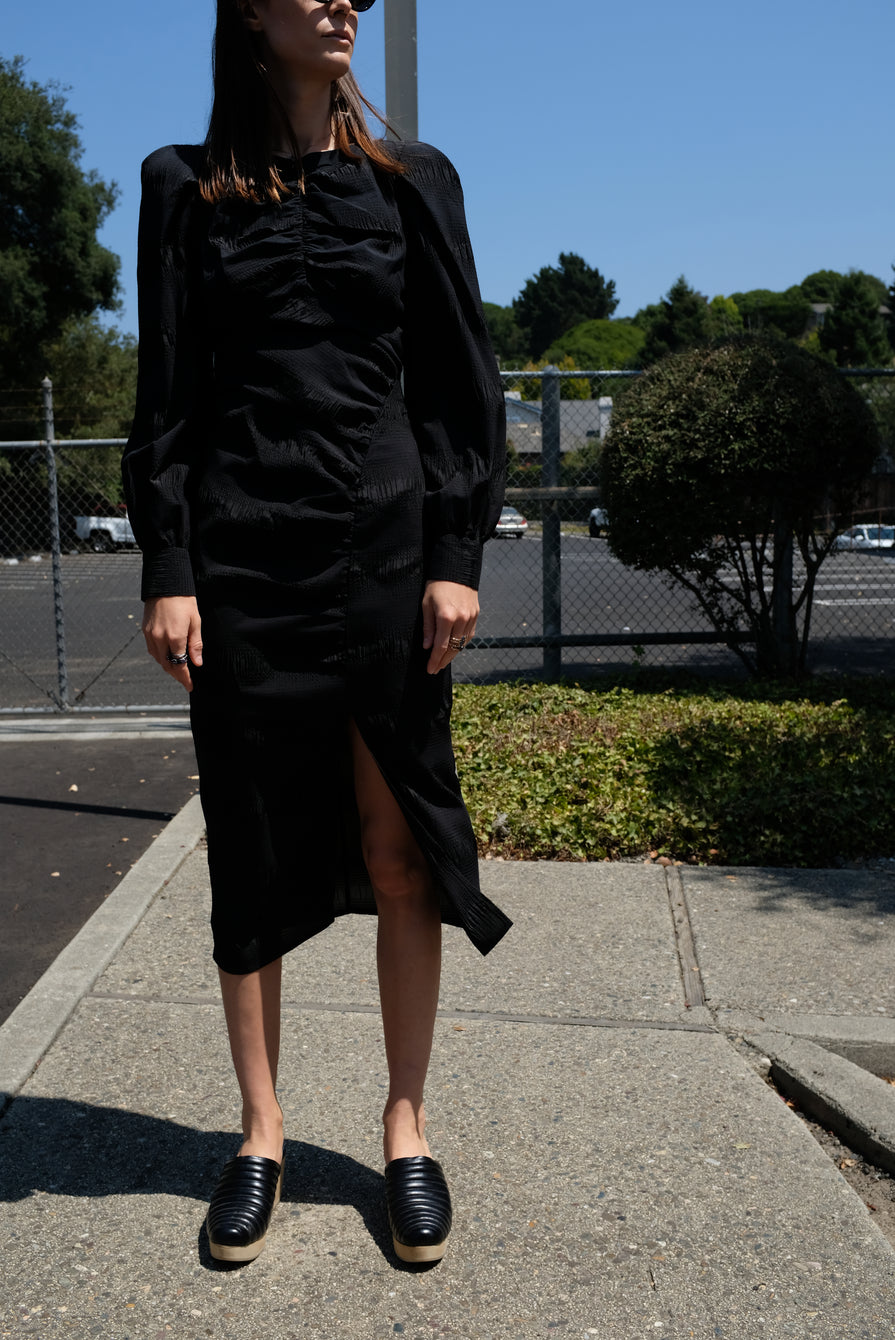Rachel Comey Proposition Dress Black
