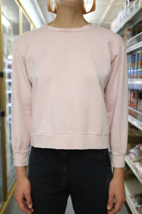 Beklina Live-in Sweatshirt Washed Pastel