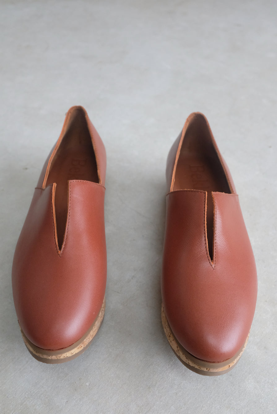Beklina Tétouan Loafer Wet Clay