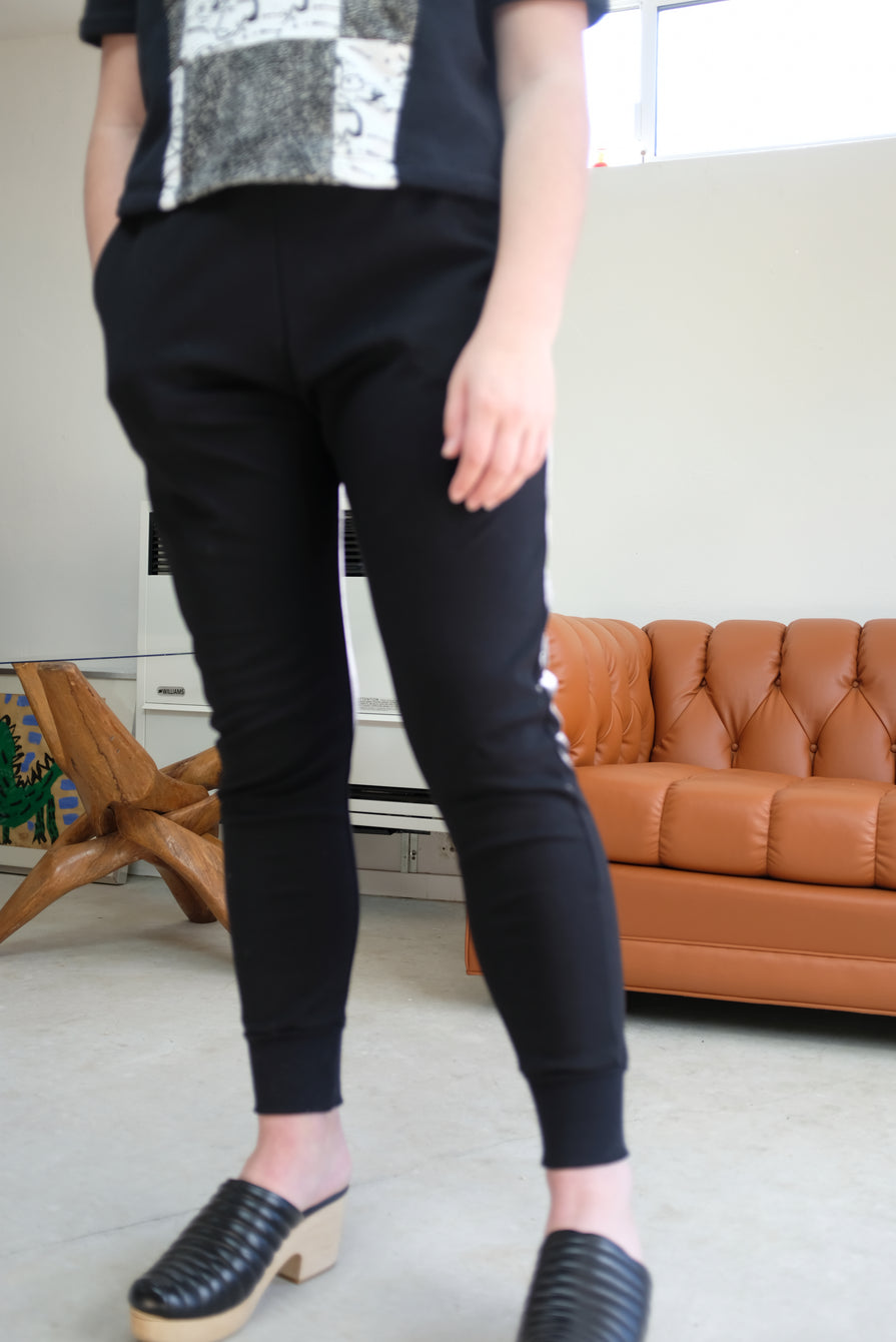 Beklina Travel Sweatpants Black