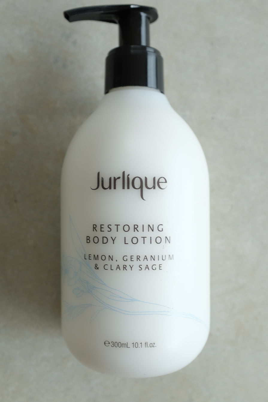Jurlique Restoring Lemon, Geranium, and Clary Sage Body Lotion