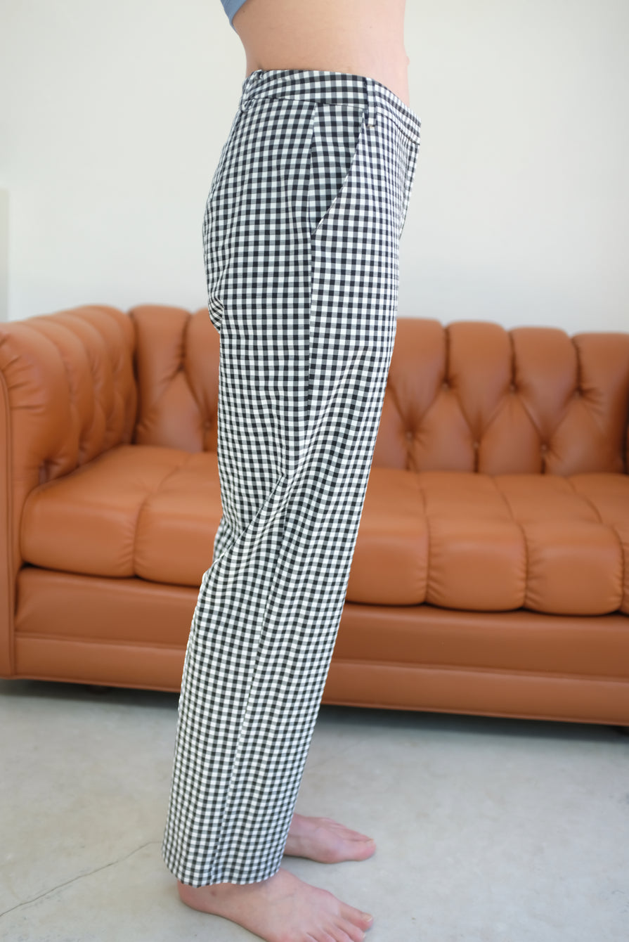 Maryam Nassir Zadeh Cape Trouser