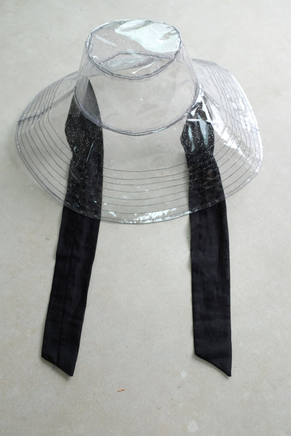 Beklina Clear Rain Hat