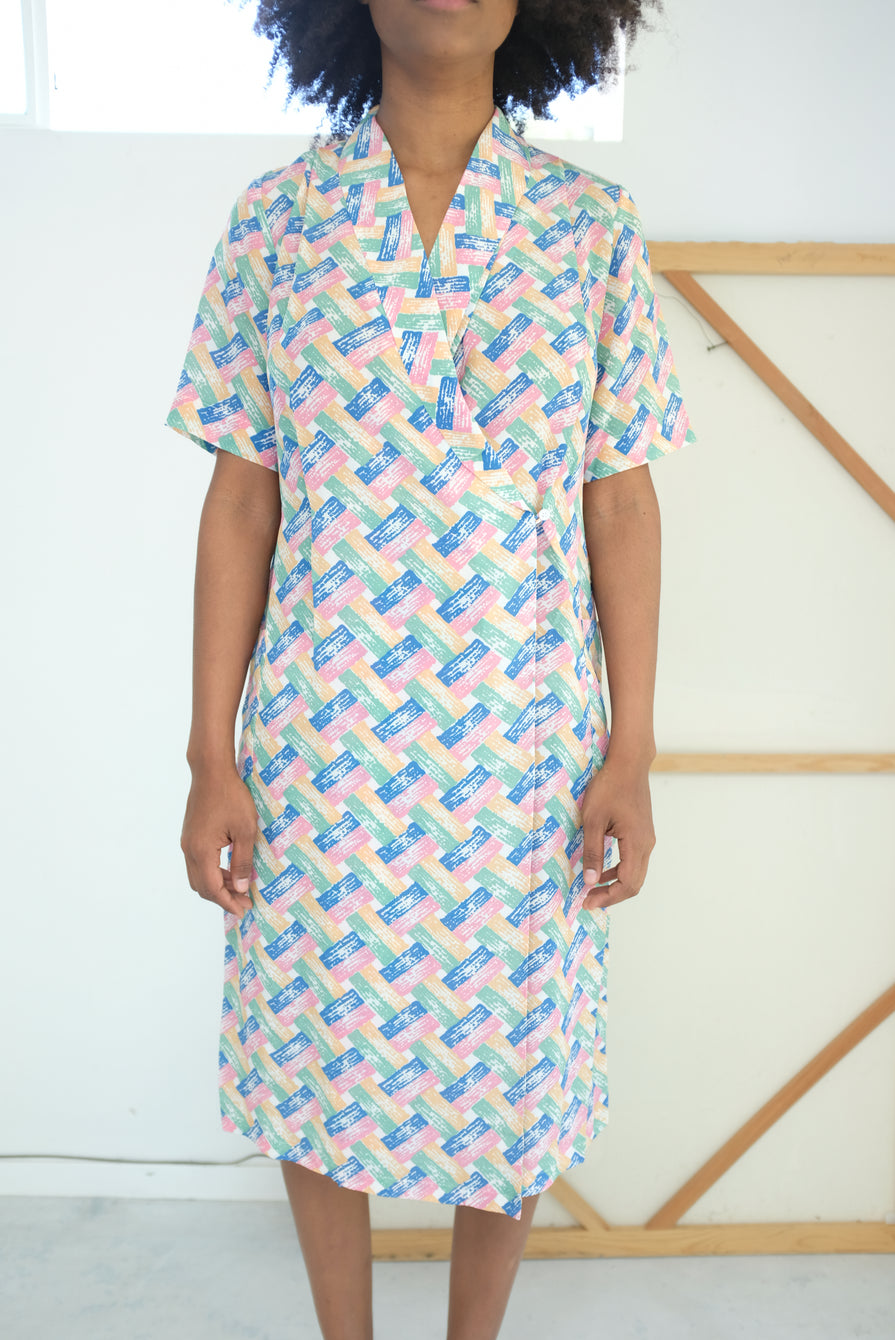 Carleen Marfa Wrap Dress