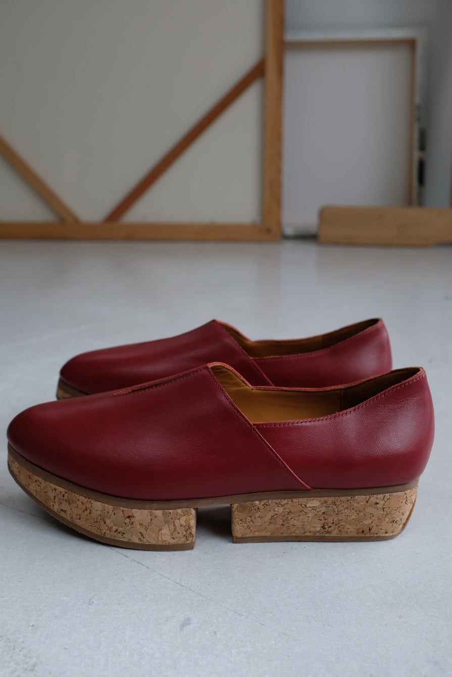 Beklina Tétouan Loafer Blood