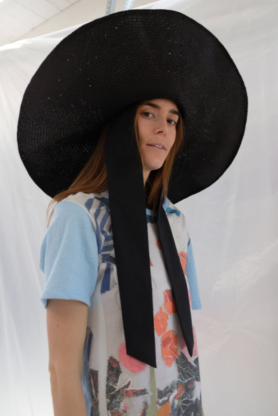 Beklina Oversized Straw Hat