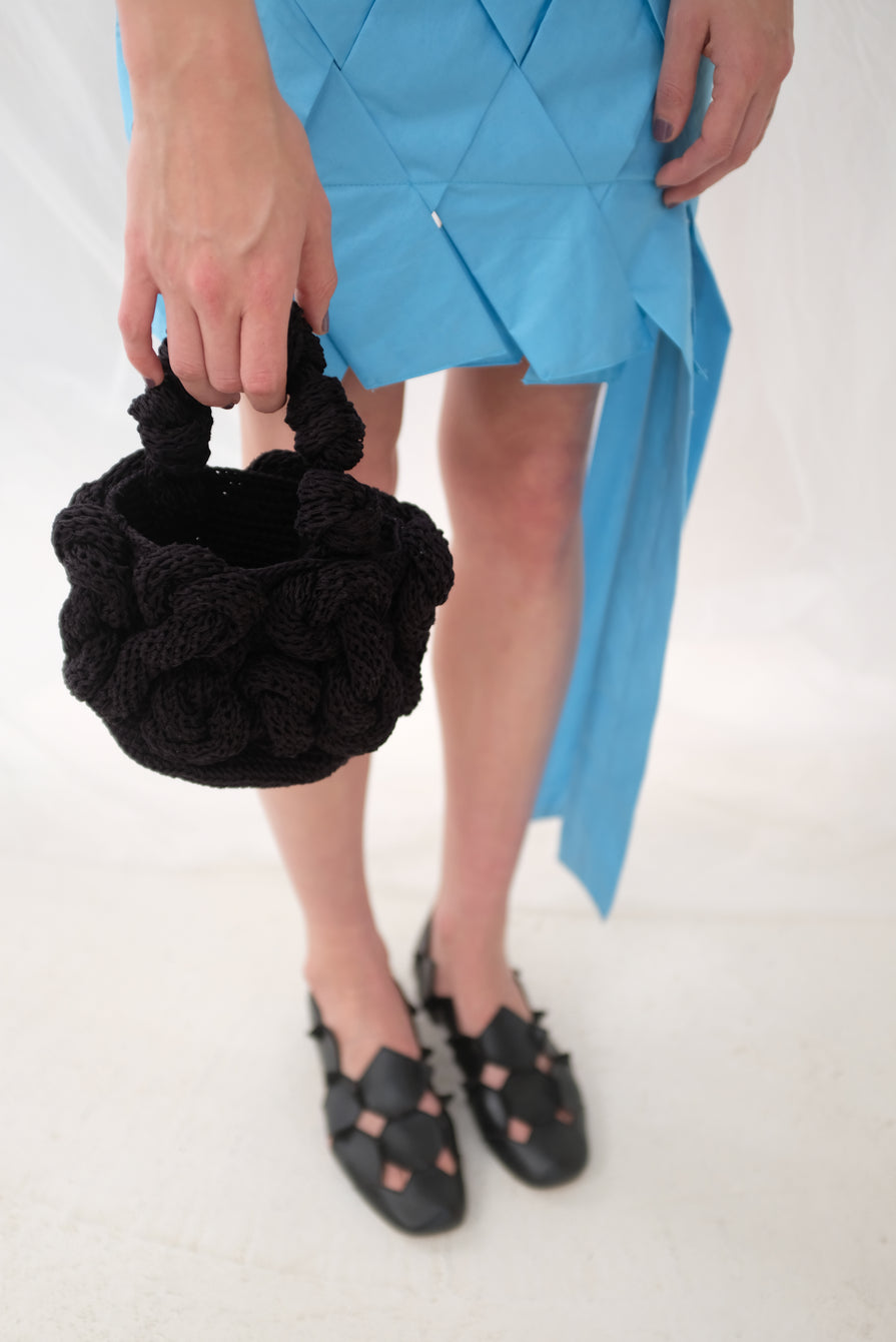 Mozh Mozh Mini Crochet Knots Bag